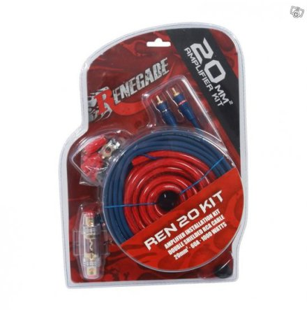 Renegade kabel kit 20 mm2