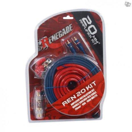 Renegade kabel kit 20 mm2
